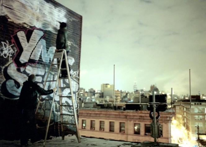 Canal Street Graffiti 2