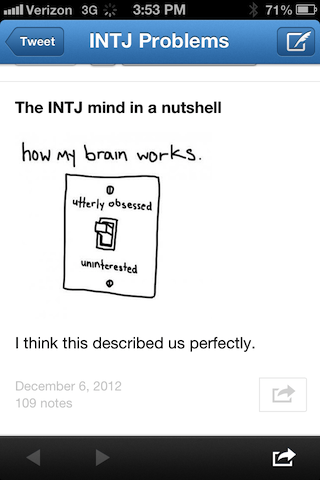How INTJs Work